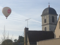Eglise La chartre sur le Loir