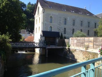 Le grand moulin La chartre sur le Loir