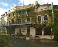 Hotel de France Lachartre sur le Loir